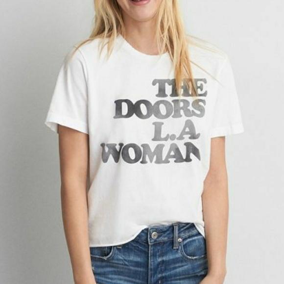 Ae The Doors LA Woman Tee